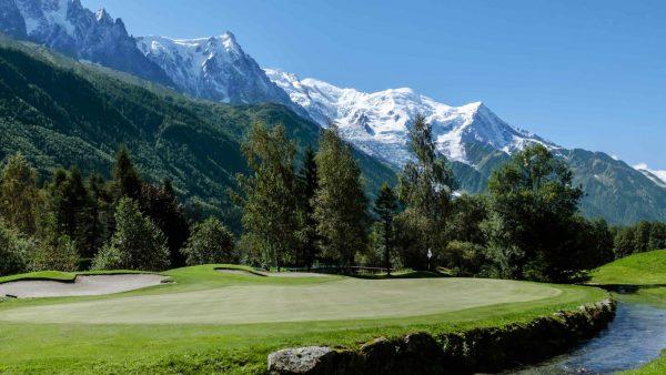 Golf Chamonix