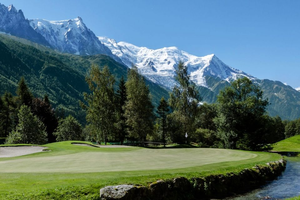 Golf in Chamonix