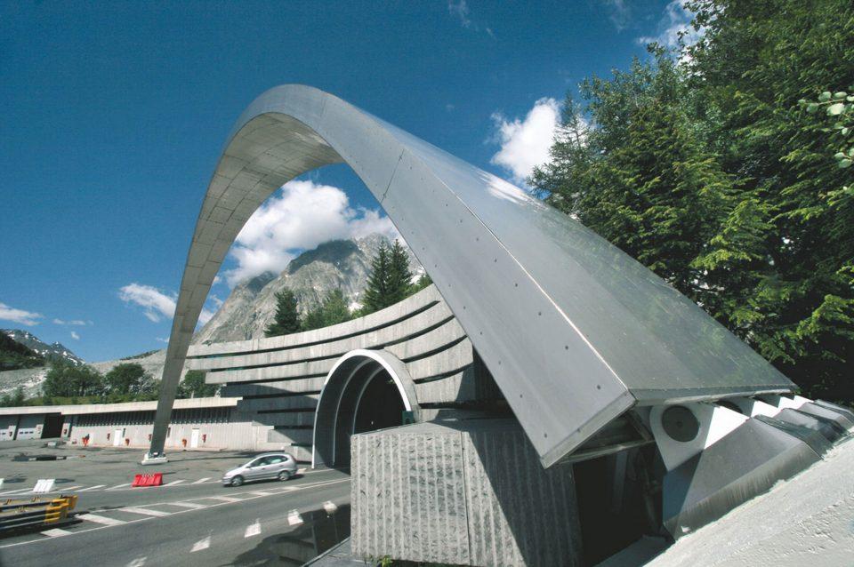 Tunnel Mont Blanc