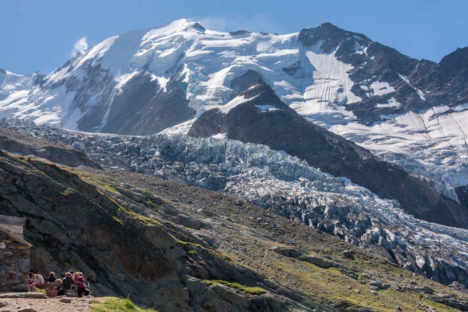 Glacier du Bionnassay